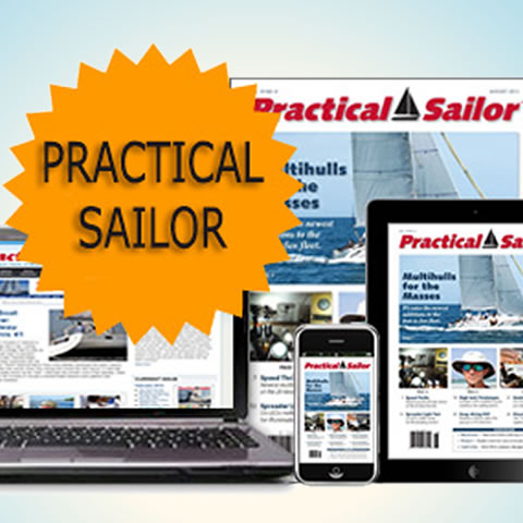 Practical Sailor Gives Alpenglow Two Best Choice Awards